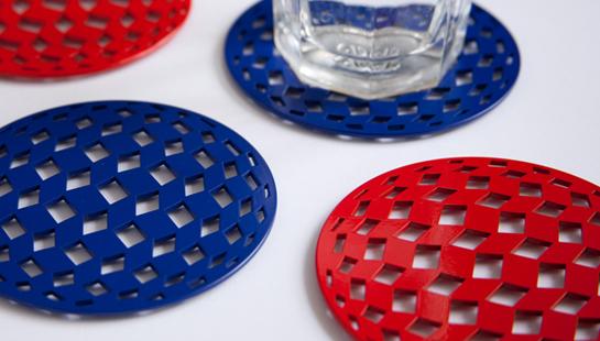Cubic Coaster
