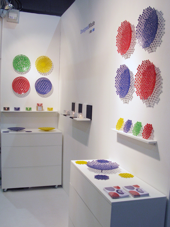 DesignedMade stand - Pulse 2011