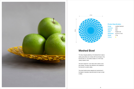 DesignedMade catalogue - Autumn / Winter 2011